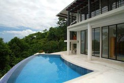 Spacious Mal Pais Villa with Panoramic Views