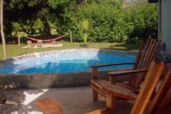 Cabuya Santa Teresa Pool House