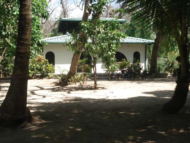 Santa Teresa Beachfront Home