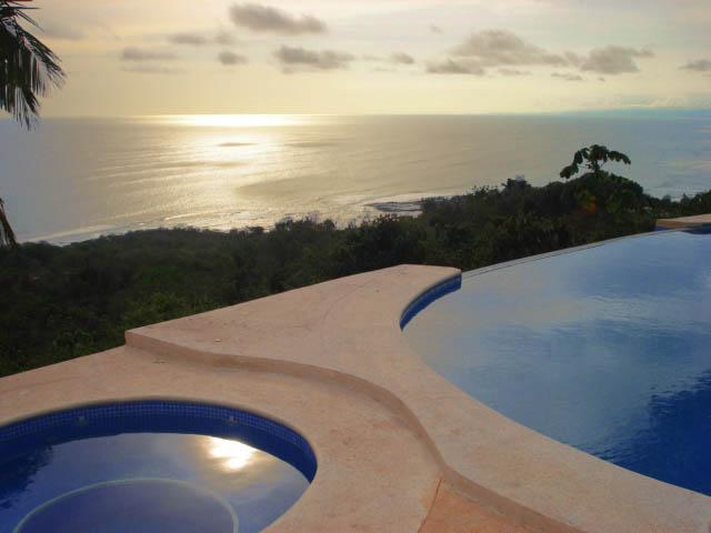 Brand New Ocean View Home Mal Pais