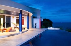 Modern Ocean View Home in Mal Pais